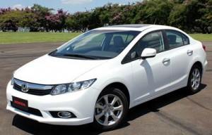 Honda Flat